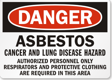 CLC Calls for a Ban on Asbestos