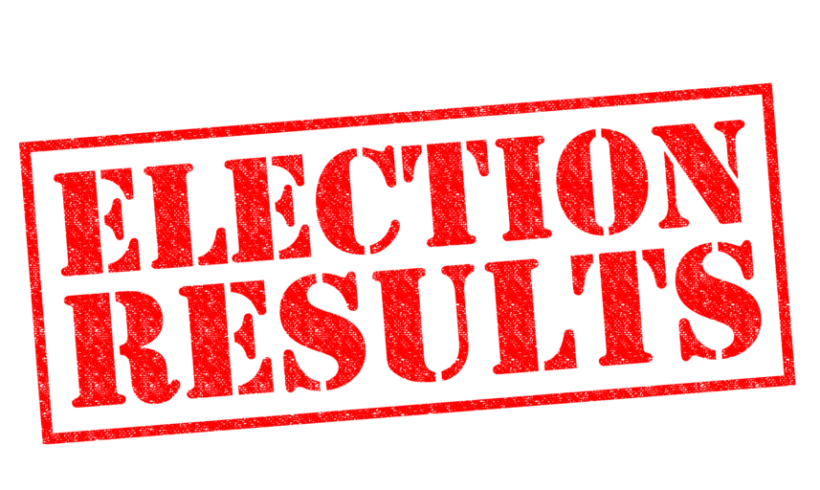 Election Results – Standing Committee's