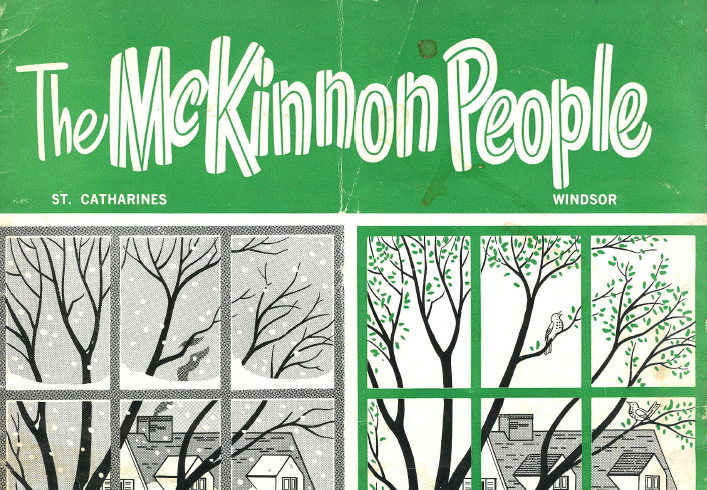 The McKinnon People Feb 1964