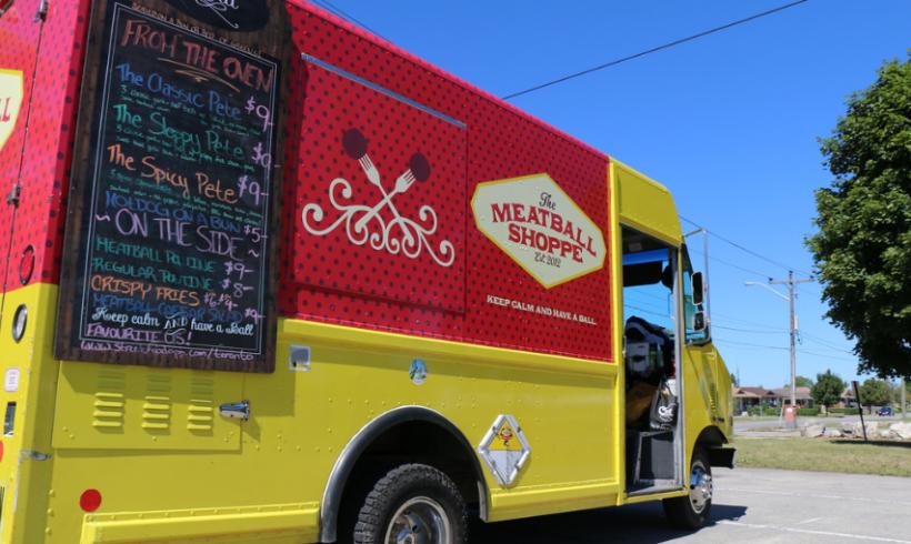Gourmet Food Truck Extravaganza 2012