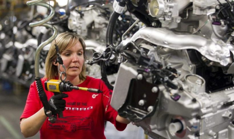The Business Case for Investing in Canada's auto industry