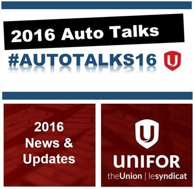 2016 Auto Talks #AUTOTALKS16