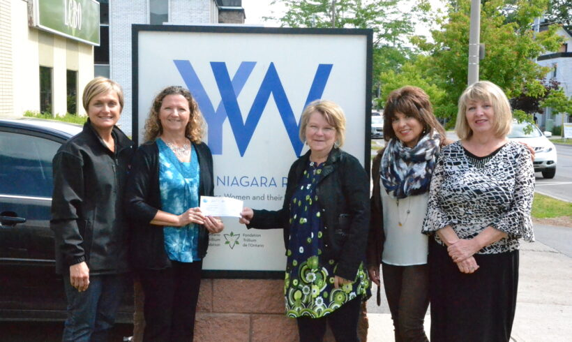 Unifor Women's Committee Donates $4,000