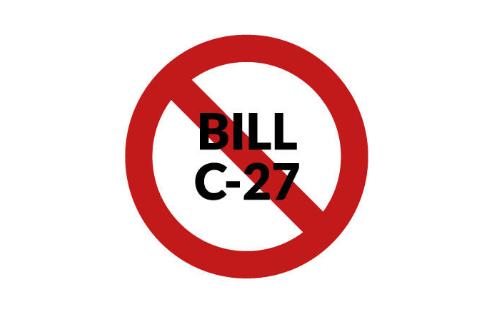 Stop Bill C-27