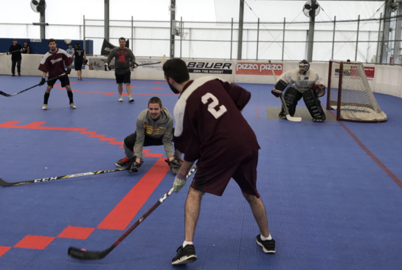 Co-Ed Ball Hockey Nov 3rd 2018