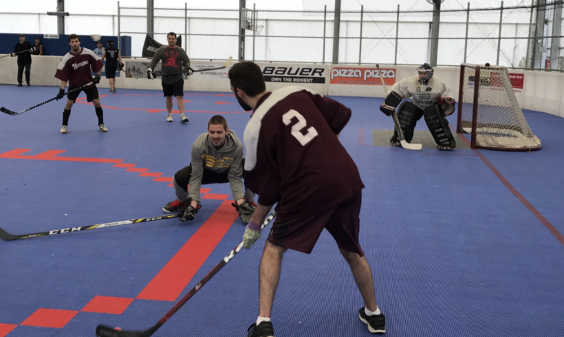 Co-Ed Ball Hockey Tournament