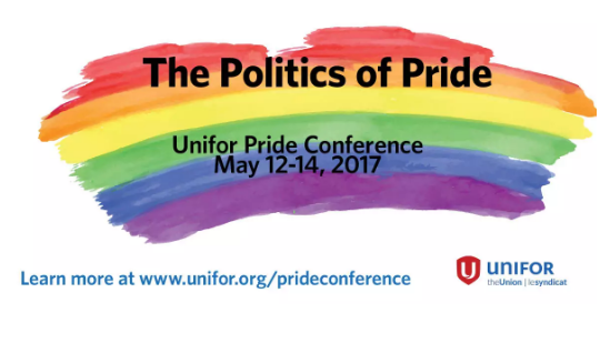 Unifor Pride Conference