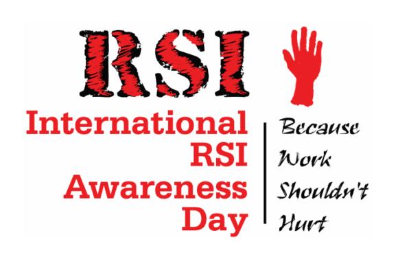 RSI DAY – Raising Awareness Feb 29th