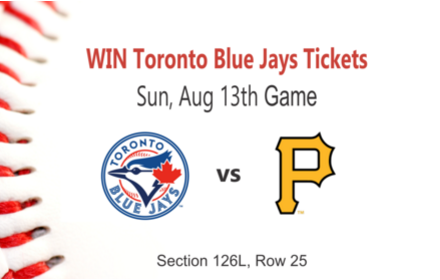 Win Blue Jay Tickets