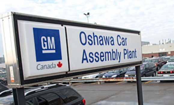 GM Oshawa Update