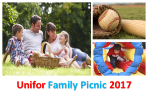 unifor family picnic