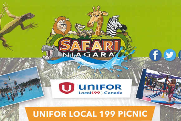 Unifor Family Picnic, Sunday, June 23rd