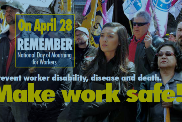 Day of Mourning Niagara – 28th April