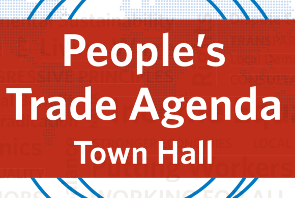 People and Trade Town hall Meeting