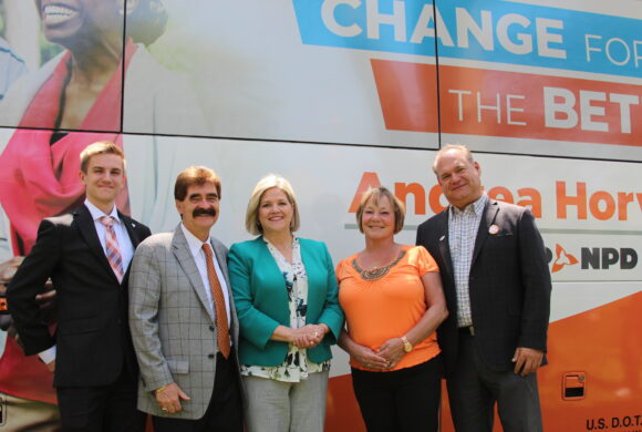 Election Results are in Niagara Elects three NDP candidates