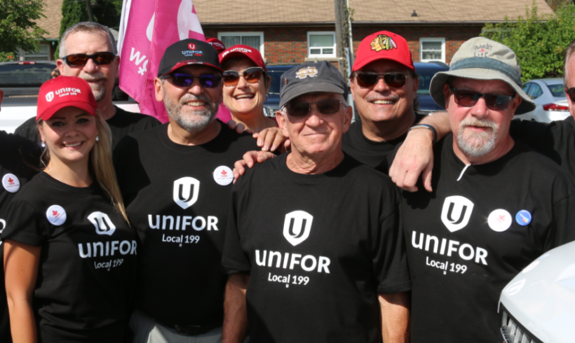 Volunteers Make Labour Day a Big Success