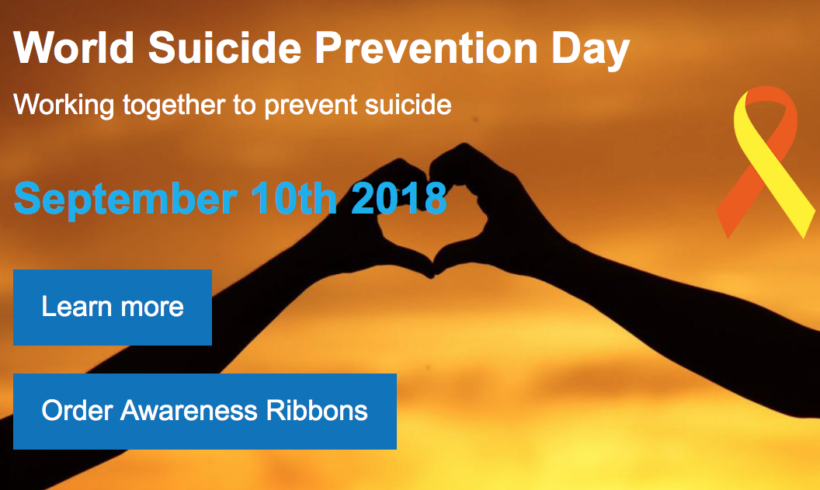 World Suicide Prevention