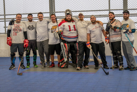 Co-Ed Ball Hockey
