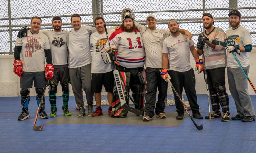 3rd Annual Ball Hockey – Tournament 5th May 2019