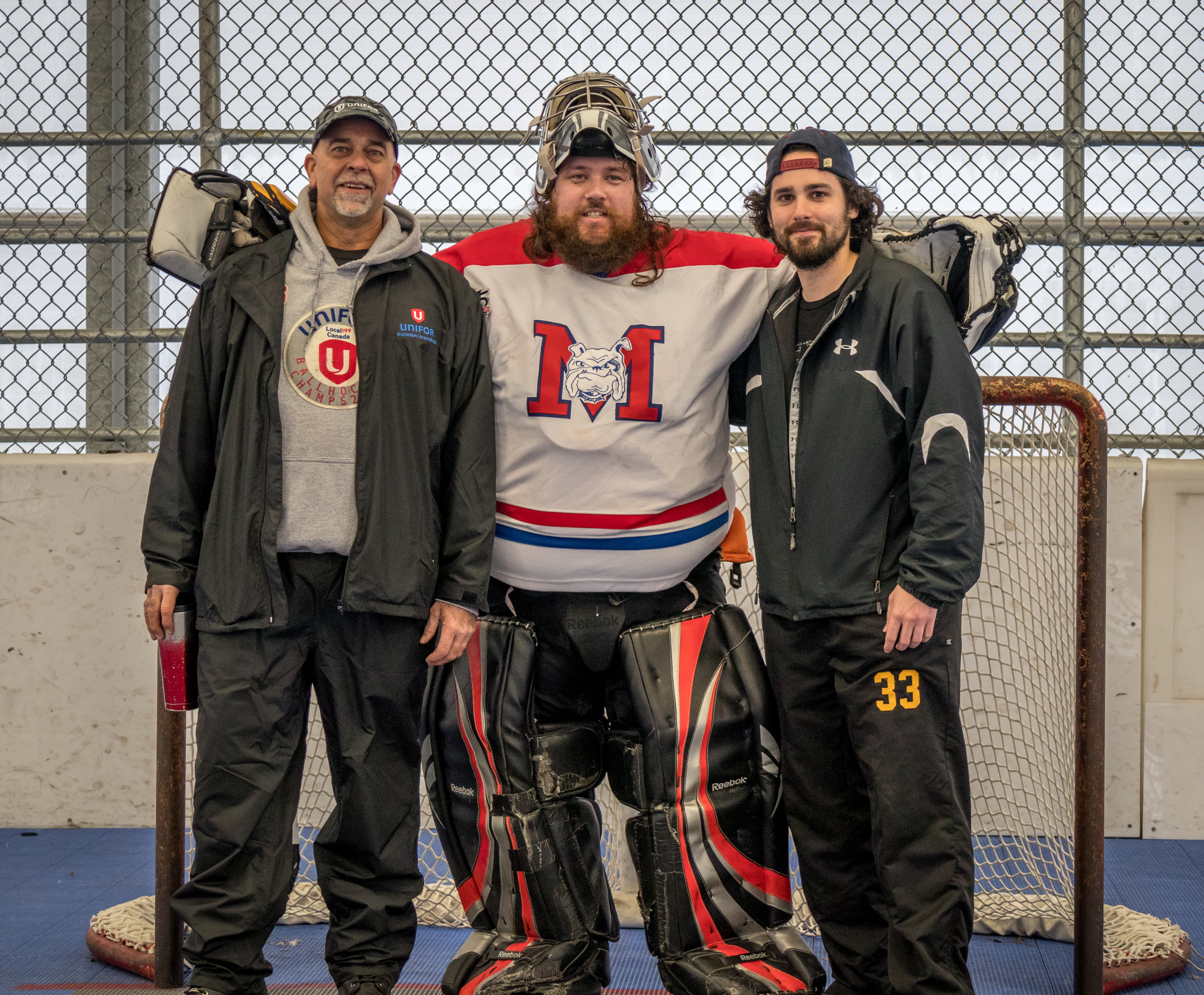 3rd Annual Ball Hockey Tournament 5th May 2019 Unifor Local199