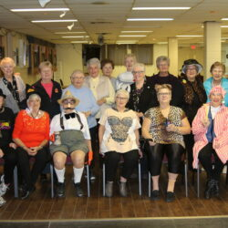 Retirees Social and Crafts