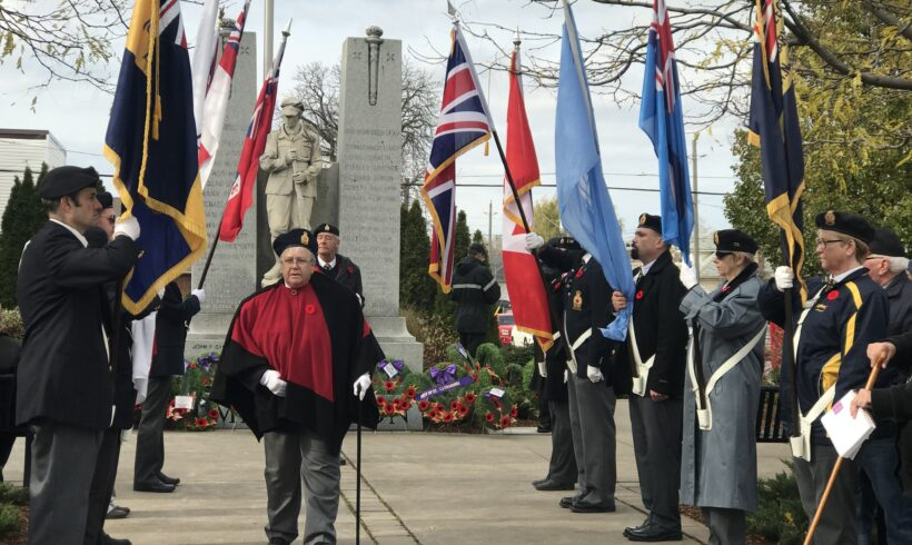 100th Anniversary Remembrance Day 2018