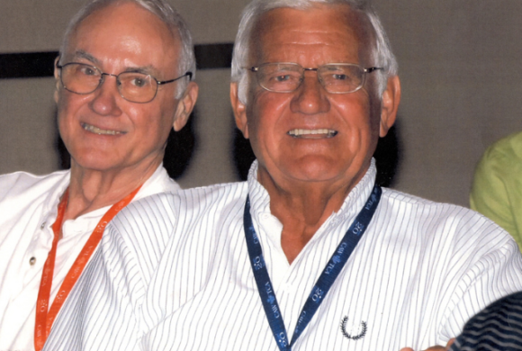 Len Harrison (1934- 2018)