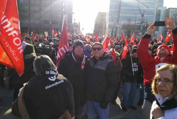 UNIFOR Rally Windsor