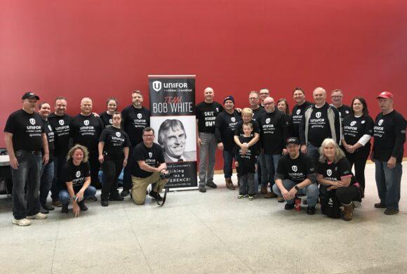 Team Bob White Niagara Raises over $14,145