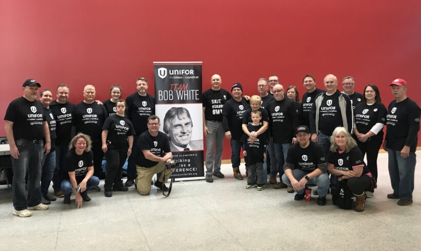 Team Bob White Niagara Raises over $14,145