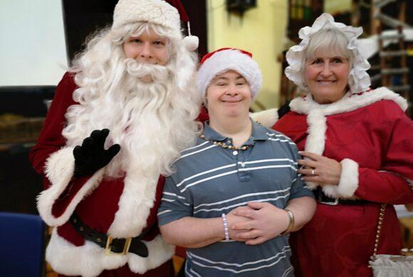 Community Services Christmas Visit