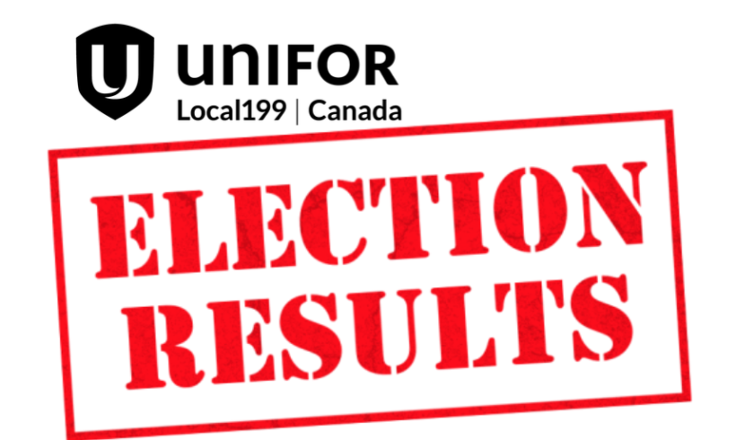 Election Results; Executive Board, GM & Pleasant Manor 2019