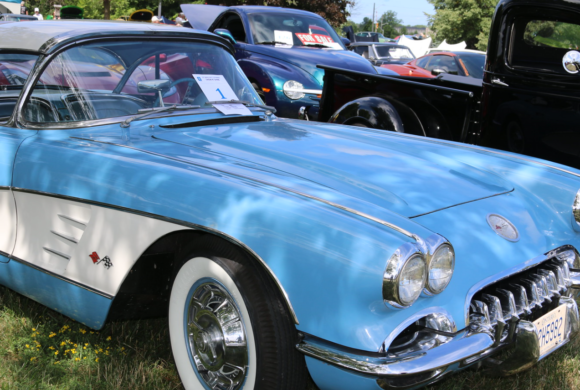 GM Show and Shine Car Show, Friday, August 9th 2019
