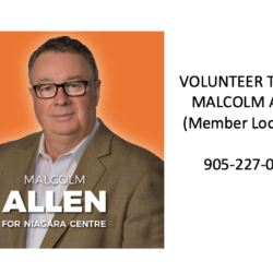 Unifor Member Malcom Allen needs your help