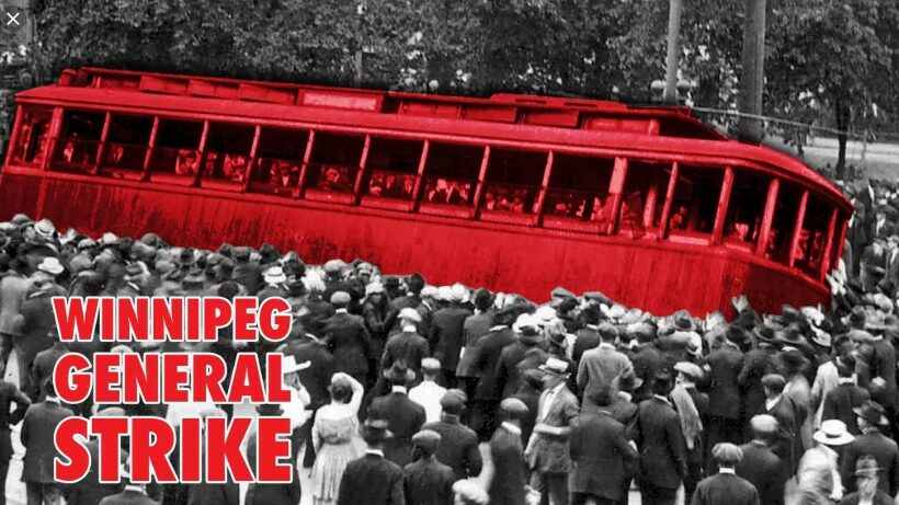 Education Seminar – Winnipeg General Strike