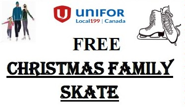 Unifor Family Skate 2019