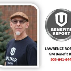GM Benefits Report