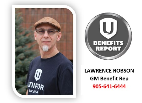 Unifor Local 199 Benefits Report – May, 2021 – Scholarship Application
