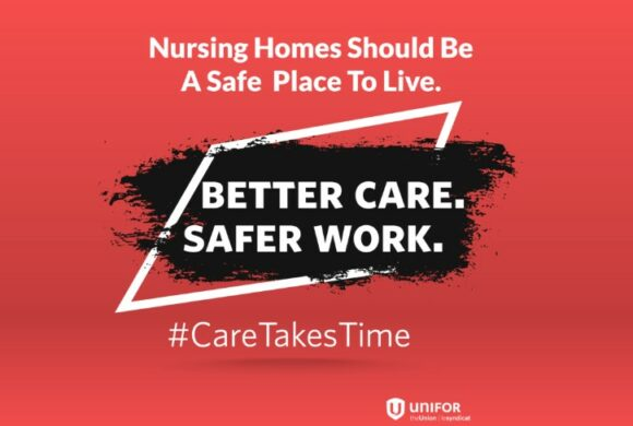 Nursing Homes, Better Care – Safer work.