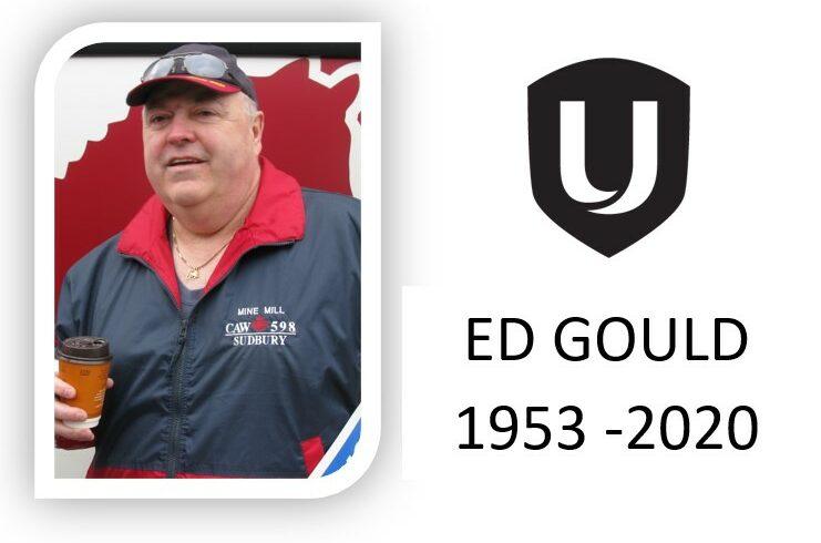 Ed Gould 1953-2020