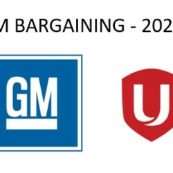 GM BARGAINING 2020 – Submit Your E Mail