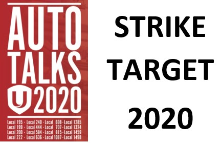 Strike Target – To be announced today