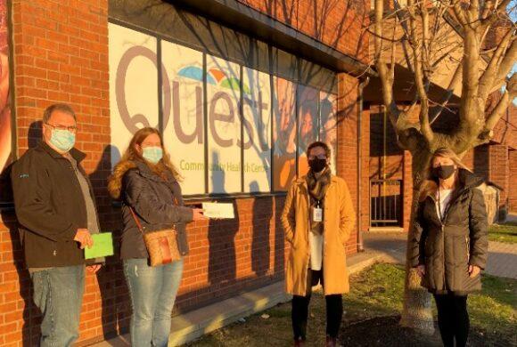 QUEST –  Christmas Stocking Program