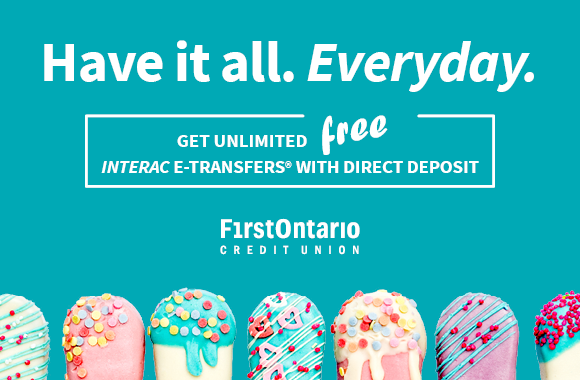 FirstOntario, Your Account, Your Way, Everyday