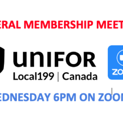 General Membership Meeting – Register to Attend