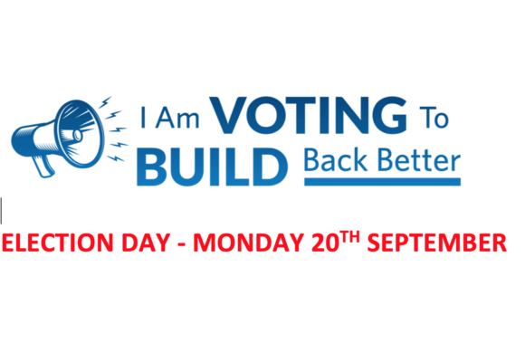 Election Day – VOTE TODAY